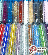 4mm Mix Color Genuine Swarovski crystal 5328/5301 Loose Bicone Beads x 144 pcs