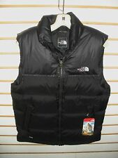 THE NORTH FACE MENS  NUPTSE 700 FILL DOWN VEST- JACKET- 2016 STYLE C760- BLACK