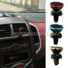 Magnetic Car Air Vent Mount Kit Sticky Phone Stand Holder For iPhone GPS Tablet