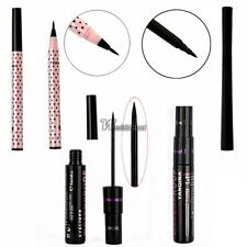 Black Wholesale Women Smooth Liquid Makeup Beauty Eye liner Cosmetic Pencil WT88