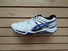 2016 Asics Gel-Resolution 6 Men's Tennis Shoes - New - White/Blue