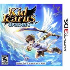 Kid Icarus: Uprising (Nintendo 3DS, 2012) NO STAND OR CARDS.