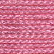 550 Paracord Rose Pink Type III Paracord 10' 20' 50' 100' Hanks & 100' Spools
