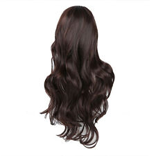 Top Quality Synthetic Hair Gorgeous Ladies Long Wavy Curly Full - 2 Colors SP