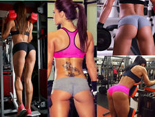New Sportswear Fitness Sports Shorts Sexy Yoga Womens Gym Pants Workout