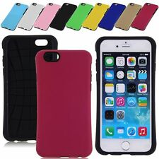 Hybrid Rugged TPU Shockproof PC Hard Case Cover Skin For Apple iPhone 6 6S 4.7""