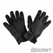 U.S Army Style Leather Tactical Gloves | Belgian Army - BRAND NEW