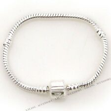 Wholesale Charms Copper Silvery FASHION Snake Chain Bracelet Fit Beads
