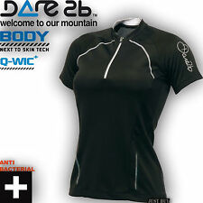 Dare2b T Shirt Women Infuse Jersey Outdoor Gym Sport Running Cycling Hiking Top
