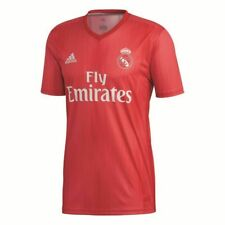 REAL MADRID AWAY (XL) PINK 2014/15 ADIDAS S/S SPAIN SOCCER FOOTBALL SHIRT JERSEY