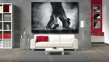 Tango Dance Music Abstract Canvas Fine Print Home Wall Decor