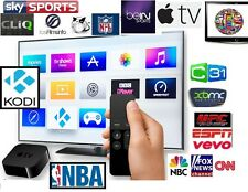 Apple TV 4 4th Generation XBMC KODI Movies PPV Adult XXX Sports NBA Jailbroken
