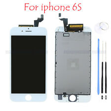White LCD Display+Touch Screen Digitizer Assembly Replacement for iPhone 6S 4.7