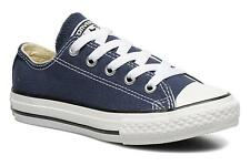 Kids's Converse Chuck Taylor All Star Core Ox Low rise Trainers in Blue