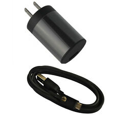 Hp TOUCHPAD  POWER Wall Charger AC adapter 5.3V 2A & original Micro USB CABLE