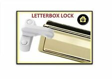 Letterbox Security Cover Guard. Letterbox Swing Lock Door Security Letter Box...