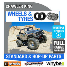 HPI CRAWLER KING [Wheels & Tyres] Genuine HPi Racing R/C Parts!