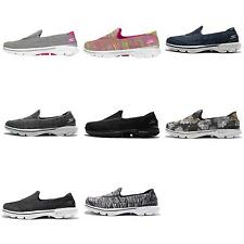 Skechers Go Walk 3 III Womens Walking Shoes Lightweight Sneakers Slip-On Pick 1