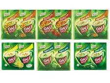Knorr Instant Soup Pack of 2 Mix Flavors Kosher Israel Discount for Quantity
