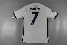 ADIDAS RONALDO REAL MADRID  AUTHENTIC JERSEY 2016/2017 NEW JERSEY S M L XL