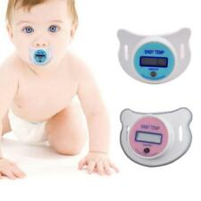 Kids Infant Baby Soother Pacifier Thermometer Digital Oral Thermometer