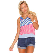 Just Add Sugar Primavera Stripe Tank Top