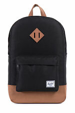 New HERSCHEL SUPPLY CO. Heritage Backpack Black Mens,Womens