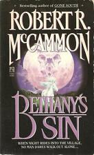 Bethany's Sin by Robert R. McCammon (1988, Paperback)