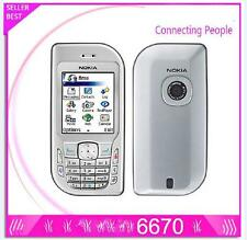 Original NOKIA 6670 UNLOCKED GSM Triband Camera Bluetooth Smartphone
