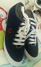ladies size 7  fred perry trainers/pumps.