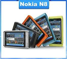 "Original Nokia N8 12MP 3G GPS WIFI 16GB Internal Storage 3.5"" Touch Screen"