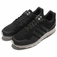 adidas Neo Label 10K Casual Black White Mens Running Shoes Sneakers AW5224