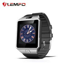 Lemfo DZ09 Bluetooth Built-in Camera Smart Wrist Watch SIM TF Card For Android