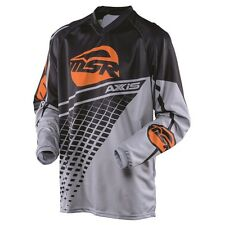 NEW MSR Racing M16 YOUTH kids Axxis Orange Grey Jersey motocross off road KTM