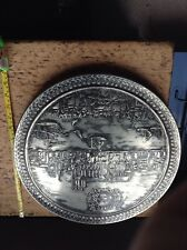 VINTAGE 'CADBURY'S CHOCOLATE TIN.. ANCIENT LONDON.. ADVERTISING/COLLECTABLE..
