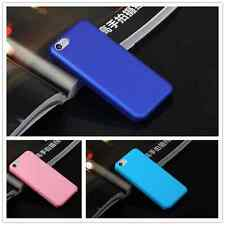Crashproof UltraThin Rubber Paint Hard Gel Matte Case Cover For Apple Iphone 5C