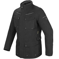 Dainese Adriatic D-Dry Waterproof Textile Motorcycle Jacket - Black