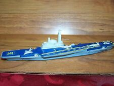 "MATCHBOX LESNEY SUPERFAST SEA KINGS 1976 K304 AIRCRAFT CARRIER 8""'s LONG"