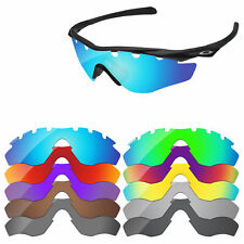 Polarized Replacement Lenses For-Oakley M2 Frame Vented Sunglasses Multi-Options