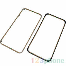 New Front Middle Frame LCD Touch Screen With Sticker Adhesive For iPhone 4