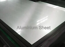 4mm 6082 T6 Aluminium Plate Sheet profiles blanks Any size free cutting squares