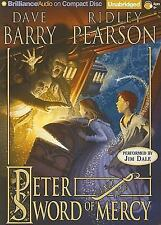 PETER AND THE SWORD OF MERCY unabridged audio CD by DAVE BARRY & RIDLEY PEARSON