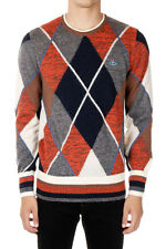 VIVIENNE WESTWOOD Man Mixed Mohair and Wool Round Neck Sweater