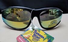 Global Vision Eyewear Banana Boat Sunglasses Maximum UVA/UVB Protection Unisex