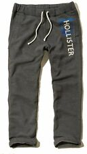 New Hollister By Abercrombie Mens Sweatpants Trousers Size XS S Gray