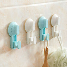 Large Suction Cup Strong Lever Lock Hook Wall Hanger Kitchen Sucker Hook 0CNCA