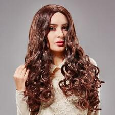 Women Long Straight /Wavy Hair Sexy Fancy Cosplay Full Wig