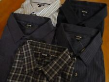 MENS BIG&TALL APT.9 L/SLEEVE COTTON DRESS SHIRT