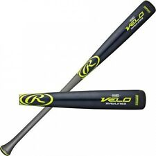 Rawlings Velo (Maple and Bamboo) Wood Composite Baseball Bat. Shipping is Free