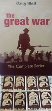 The Great War Complete BBC Series 19 DVD Set 26 Eps WW1 World 1 One Daily Mail